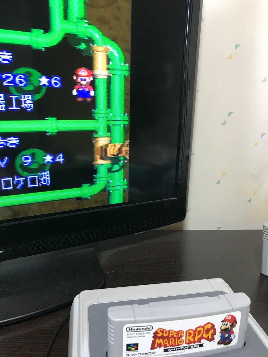 スーパーファミコン スーパーマリオRPG  スーパードンキーコング2  スーパードンキーコング スーパーぷよぷよ