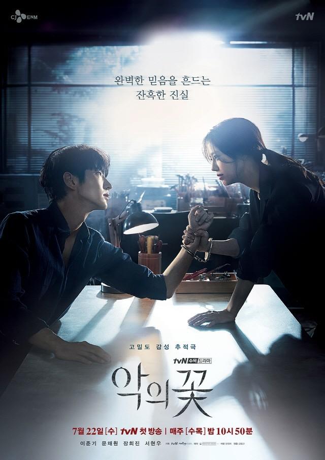 韓国ドラマDVD   悪の華