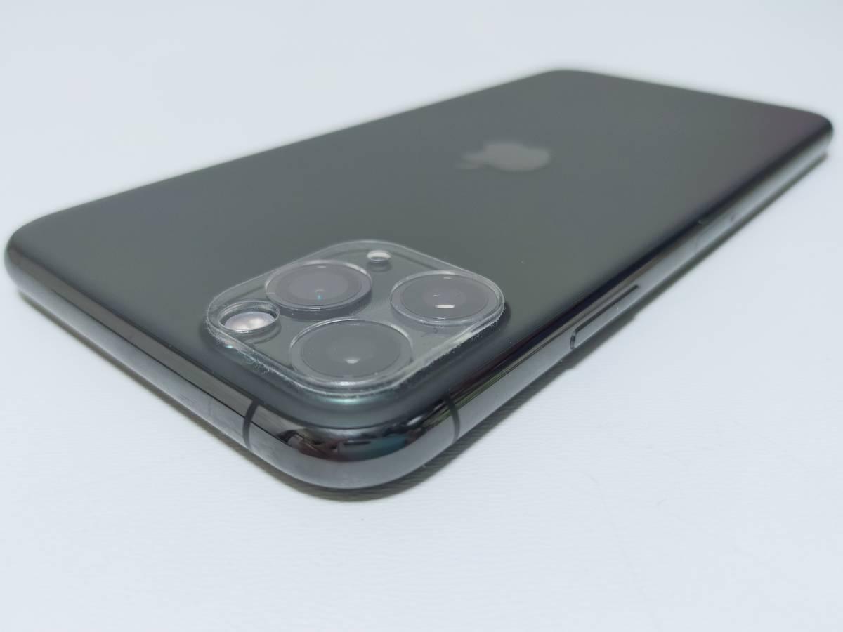 Apple(アップル)iPhone 11 Pro Max A13 Bionic 6.5型 512GB デュアルSIM(nano-SIMとeSIM) MWHN2J/A スペースグレイ【国内版SIMフリー】_画像7
