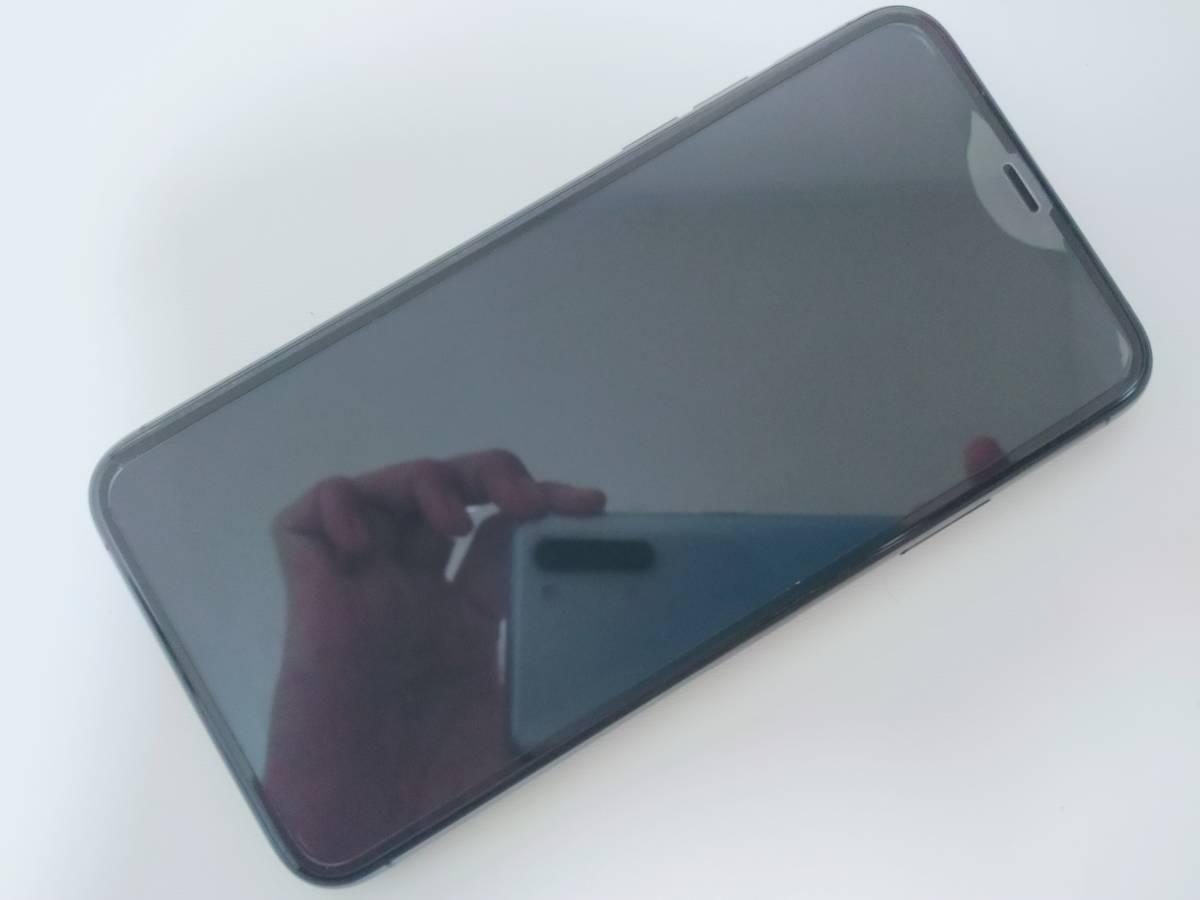 Apple(アップル)iPhone 11 Pro Max A13 Bionic 6.5型 512GB デュアルSIM(nano-SIMとeSIM) MWHN2J/A スペースグレイ【国内版SIMフリー】_画像2
