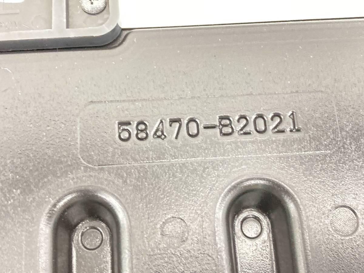 _b60195 ダイハツ ムーヴ ムーブ L DBA-L175S リア リヤ トランク ラゲッジ トレイ ボード FD10 58470-B2021 L185S_画像5