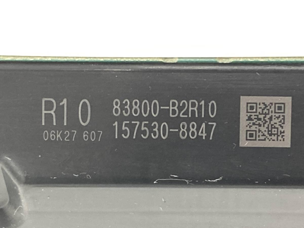 _b60195 ダイハツ ムーヴ ムーブ L DBA-L175S スピードメーター 106467km 83800-B2R10 / 157530-8847 L185S_画像7
