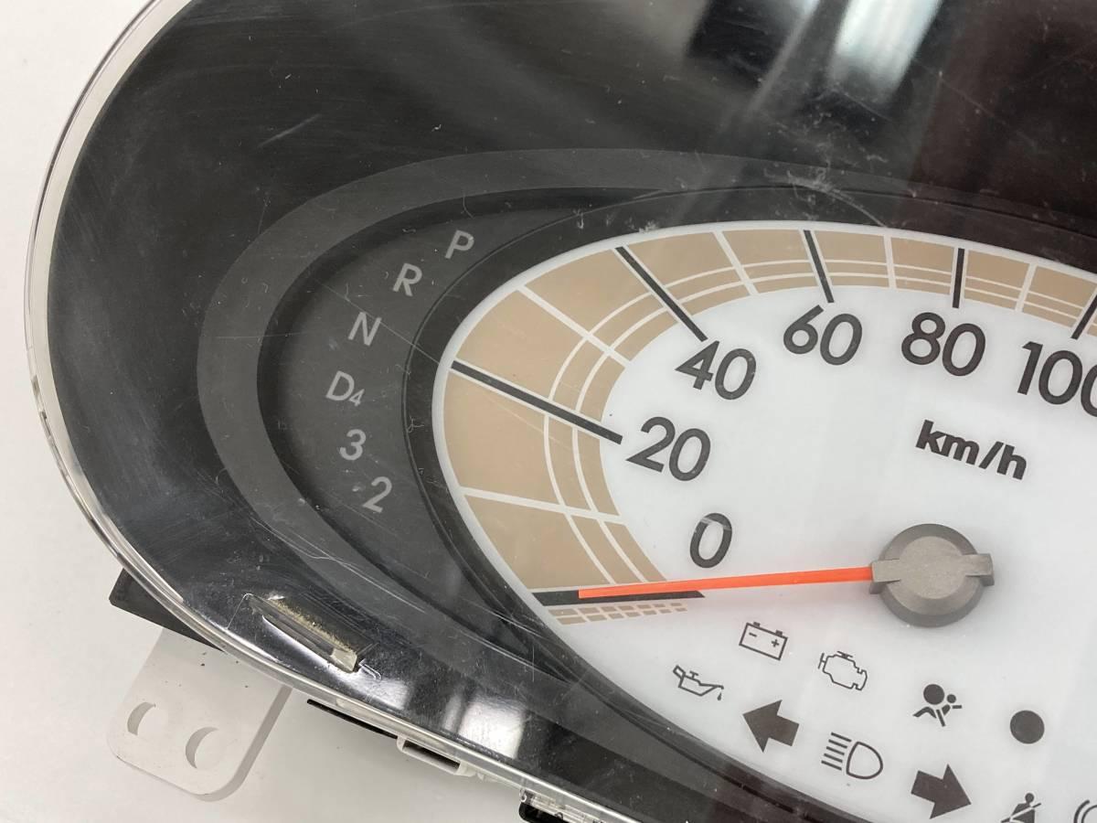 _b60195 ダイハツ ムーヴ ムーブ L DBA-L175S スピードメーター 106467km 83800-B2R10 / 157530-8847 L185S_画像3