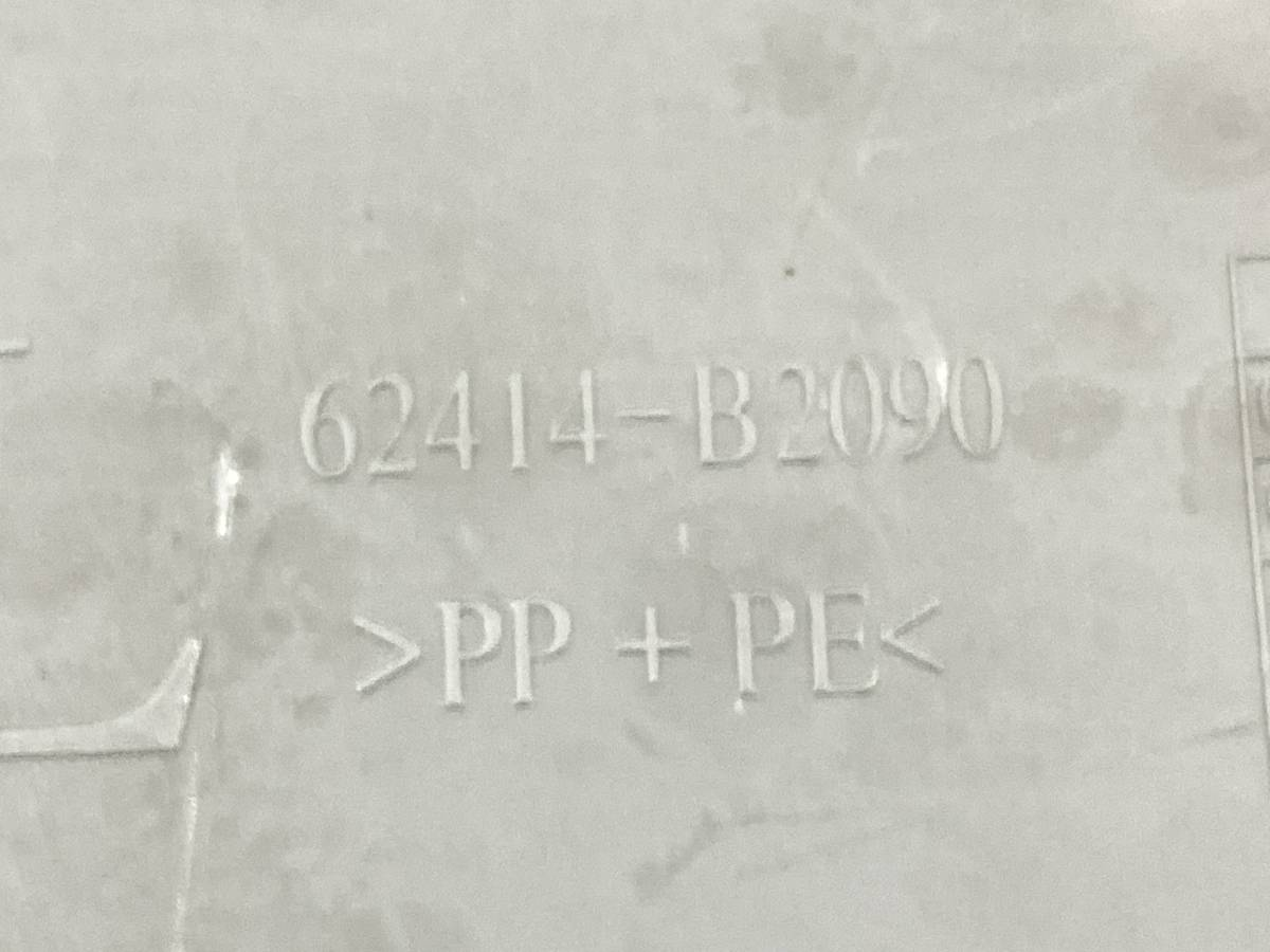 _b60195 ダイハツ ムーヴ ムーブ L DBA-L175S センターピラー B カバー トリム 上下 左右 LH RH FM11 62414-B2090 / 62411-B2150 L185S_画像7
