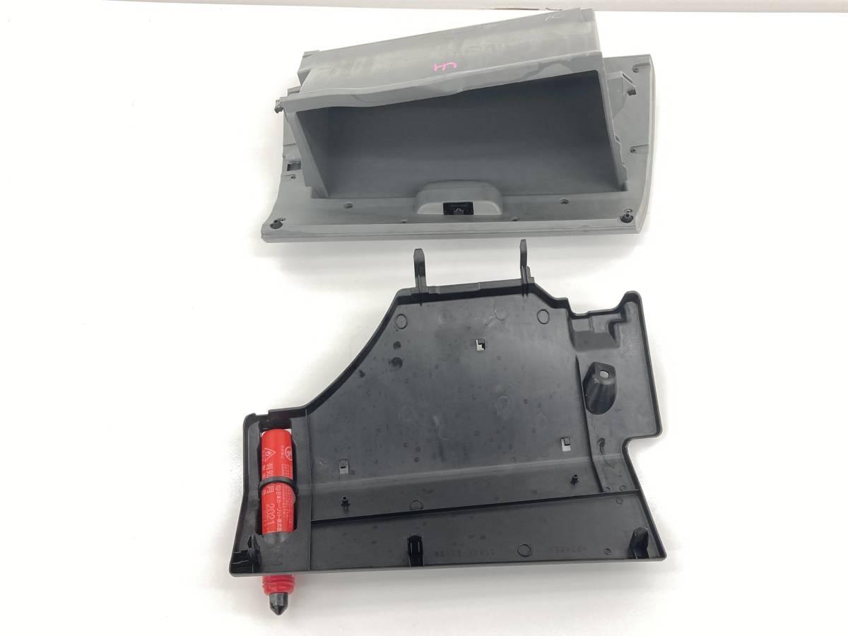 _b60195 ダイハツ ムーヴ ムーブ L DBA-L175S グローブボックス 助手席側 トリム カバー 内装 55550-B2130 / 55606-B2100 FD10 L185S_画像4