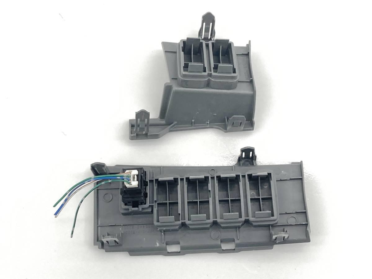 _b60195 ダイハツ ムーヴ ムーブ L DBA-L175S レベライザー スイッチ 光軸 トリム 内装 カバー FD10 55446-B2050 L185S_画像4