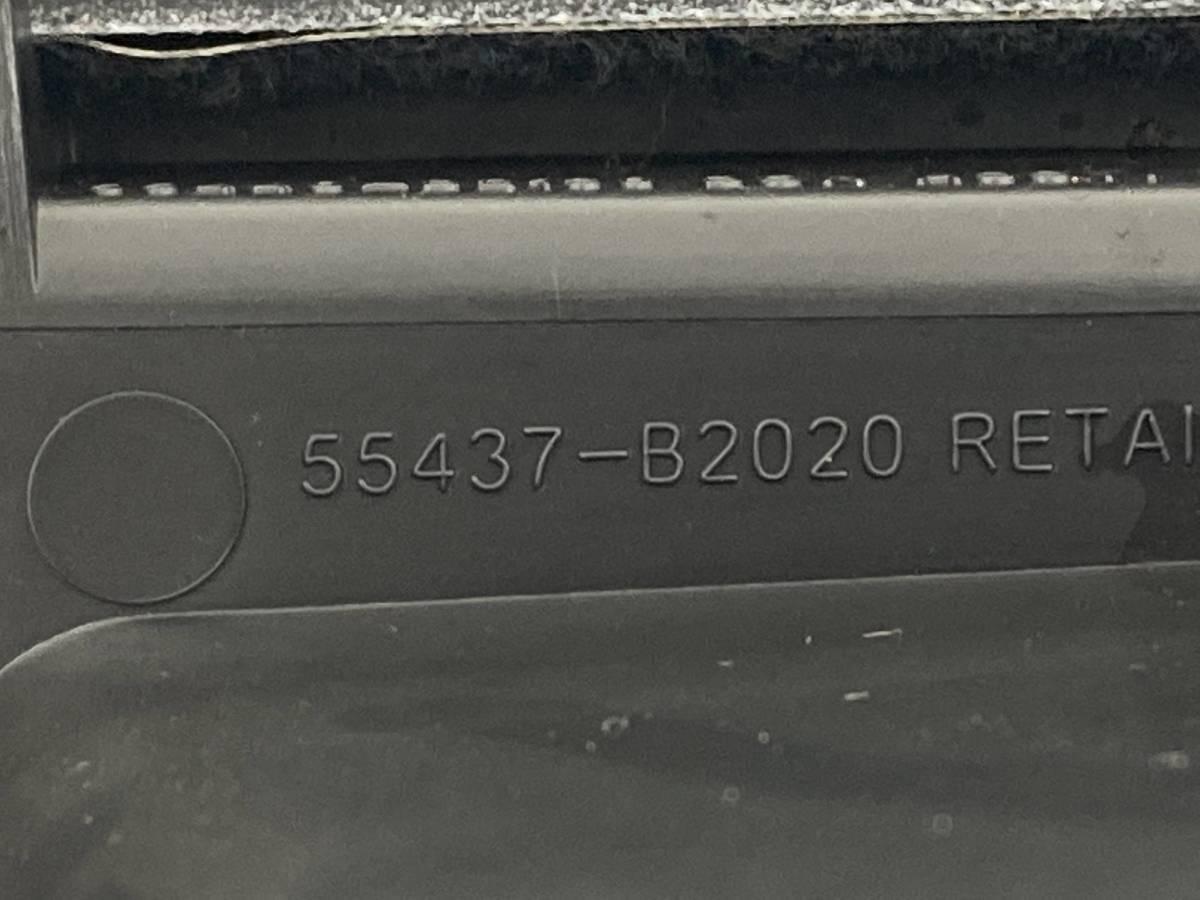 _b60195 ダイハツ ムーヴ ムーブ L DBA-L175S ダッシュボード 運転席側 小物入れ グローブボックス トリム 内装 カバー FD10 55437-B2020_画像4
