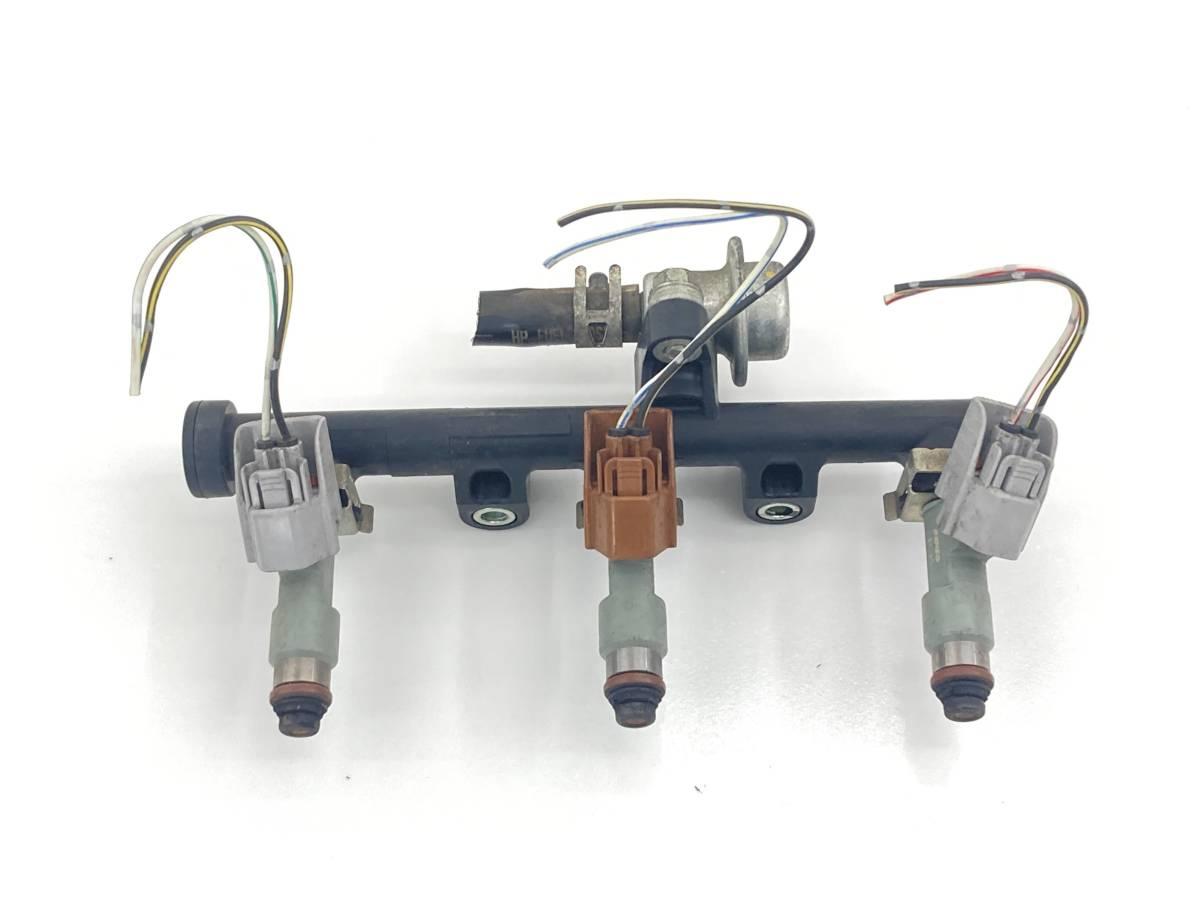 _b60195 ダイハツ ムーヴ ムーブ L DBA-L175S インジェクター デリバリーパイプ KF-VE L185S_画像1