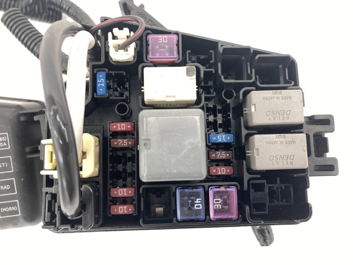 _b60195 ダイハツ ムーヴ ムーブ L DBA-L175S ヒューズボックス エンジンルーム側 82661-B2140 L185S_画像3