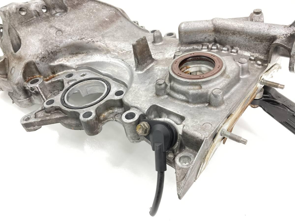 _b60195 ダイハツ ムーヴ ムーブ L DBA-L175S エンジン フロントカバー プーリー タイミング チェーン KF-VE L185S_画像3