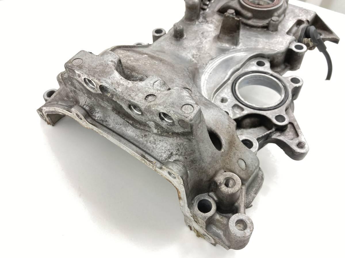 _b60195 ダイハツ ムーヴ ムーブ L DBA-L175S エンジン フロントカバー プーリー タイミング チェーン KF-VE L185S_画像4