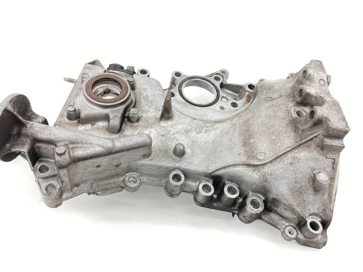 _b60195 ダイハツ ムーヴ ムーブ L DBA-L175S エンジン フロントカバー プーリー タイミング チェーン KF-VE L185S_画像5