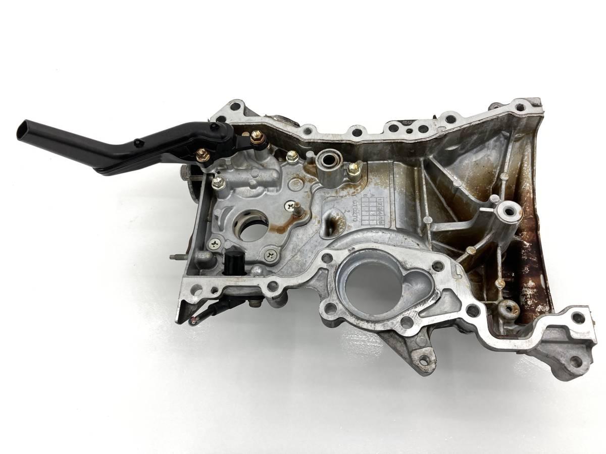 _b60195 ダイハツ ムーヴ ムーブ L DBA-L175S エンジン フロントカバー プーリー タイミング チェーン KF-VE L185S_画像6