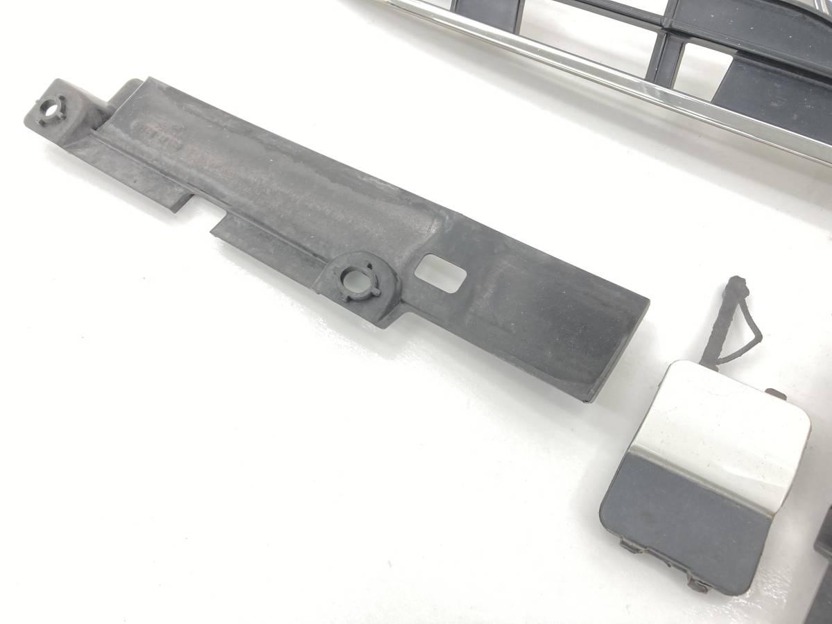 _b60195 ダイハツ ムーヴ ムーブ L DBA-L175S フロント バンパー グリル 牽引フック カバー W09 L185S_画像5