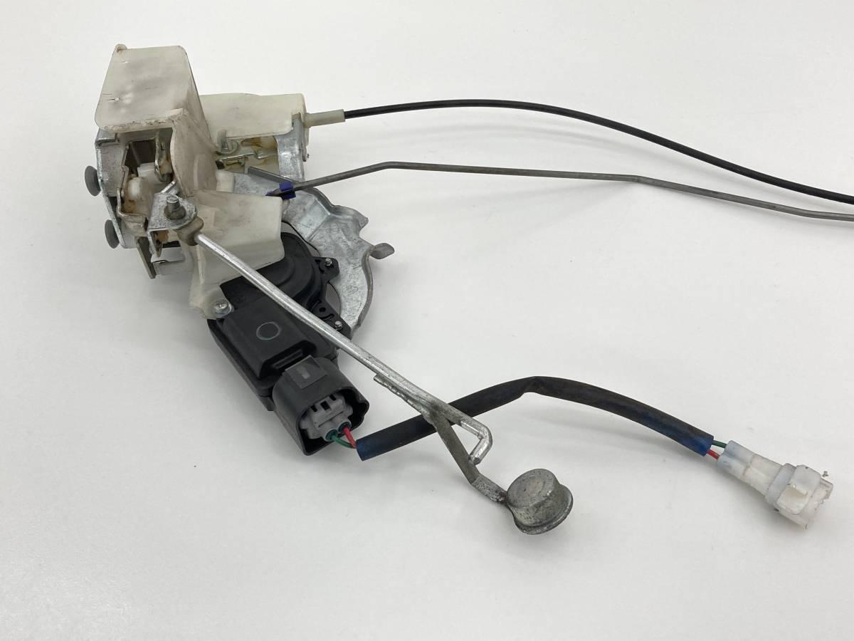 _b61506 アルトラパン ターボ TA-HE21S ドアロックアクチュエーター ワイヤー付き リア リヤ 右 R/RH マツダ スピアーノ HF21S_画像4