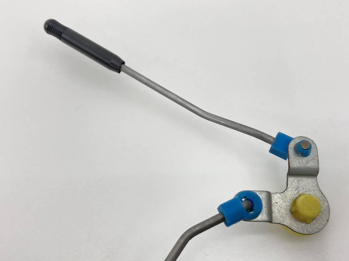 _b61506 アルトラパン ターボ TA-HE21S ドアロックアクチュエーター ワイヤー付き リア リヤ 右 R/RH マツダ スピアーノ HF21S_画像3