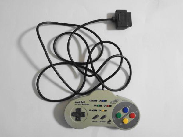送料無料 即決 使用感あり 任天堂 スーパーファミコン SFC アスキーパッド コントローラー 連射 ボタン メンテナンス レトロ ゲーム b942