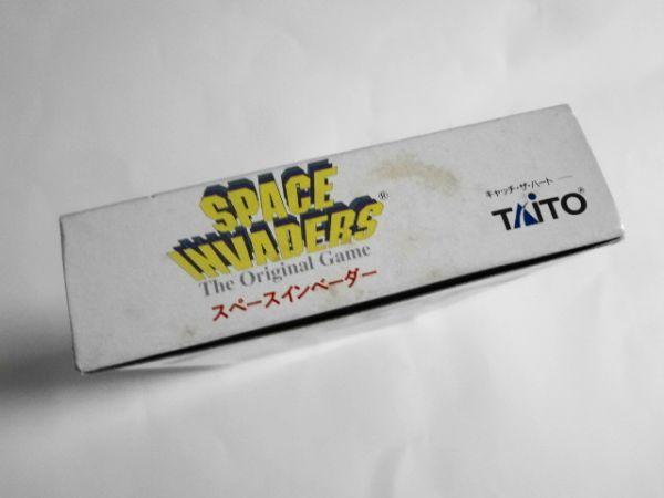 送料無料 即決 使用感あり 任天堂 スーパーファミコン SFC スペースインベーダー タイトー 人気 シリーズ レトロ ゲーム ソフト b964