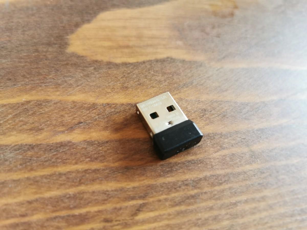 Logicool ロジクール MK245nBK ワイヤレスキーボード ソリッドブラック 国内正規品