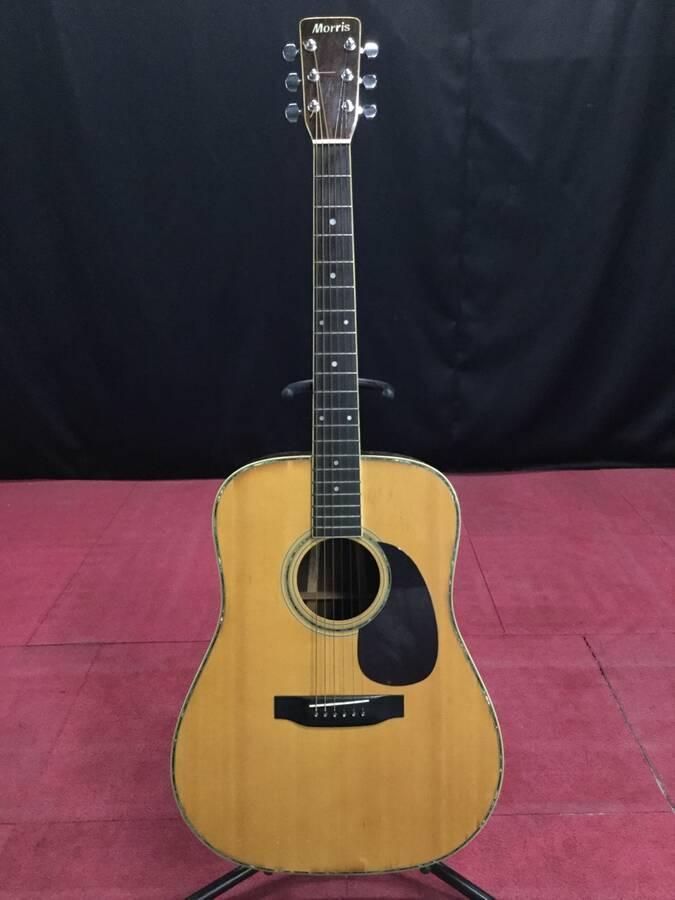 Morris モーリス W-35 アコースティックギター★現状品
