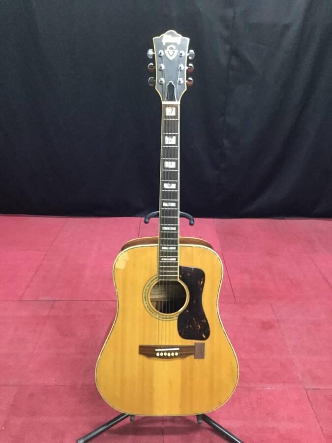 TOMSON トムソン GW-380 アコースティックギター シリアルNo.50908★現状品_画像1