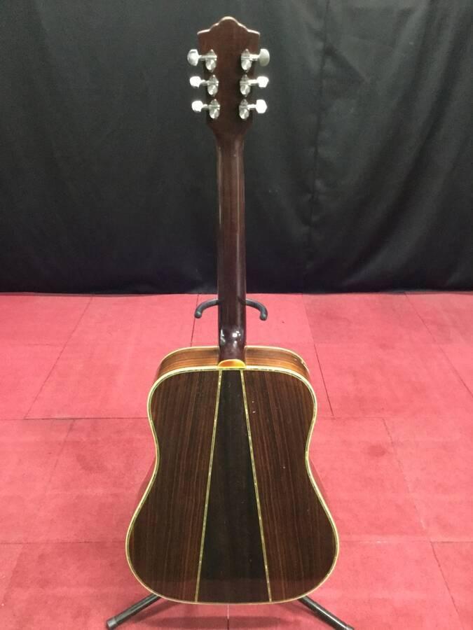 TOMSON トムソン GW-380 アコースティックギター シリアルNo.50908★現状品_画像5