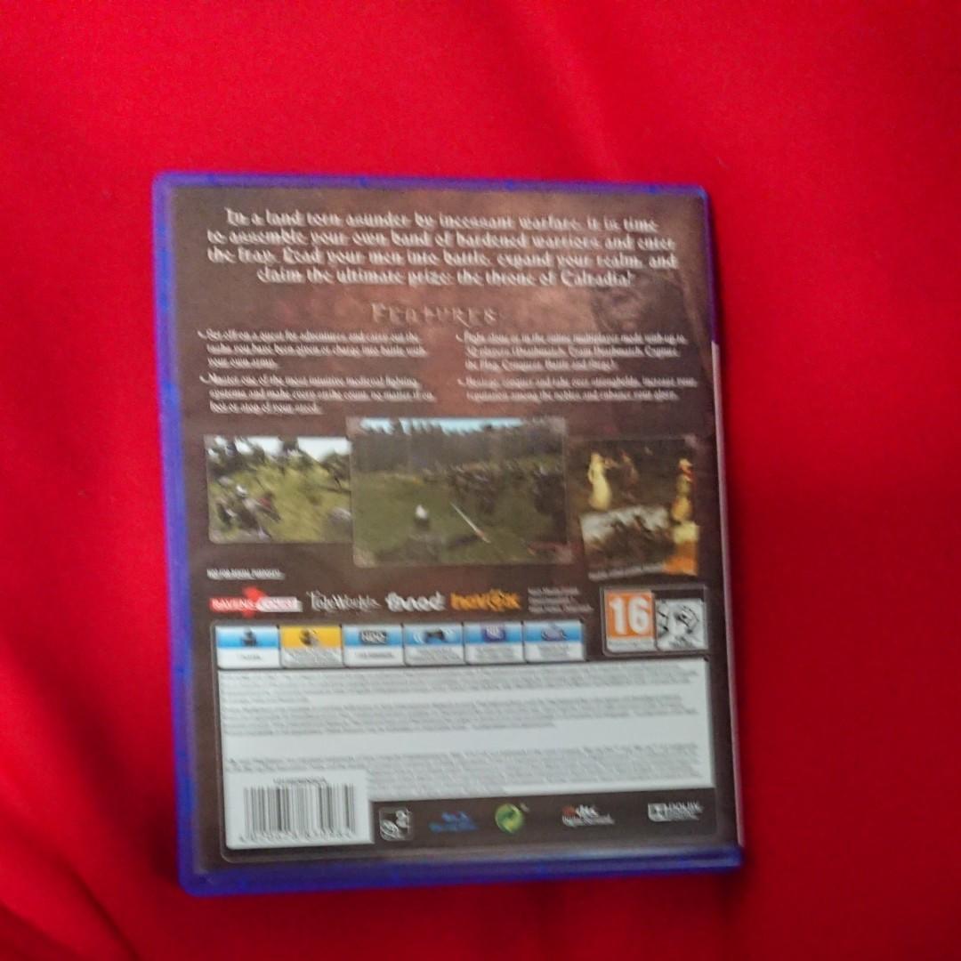 PS4ソフト PS4 RPG 海外輸入品 mount &blade war brand