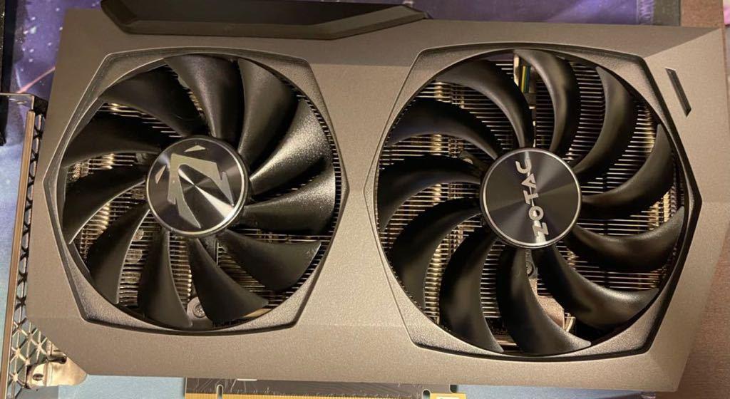 ZOTAC GeGeForce RTX 3070 Twin Edge OC 8GB_画像1