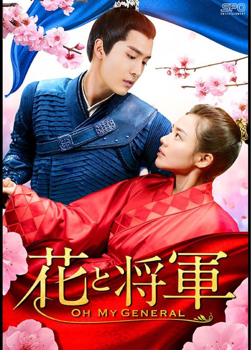 中国ドラマ 花と将軍 Oh My General DVD全話全30  日本語字幕あり 選択可能 ノーカット版 高画質