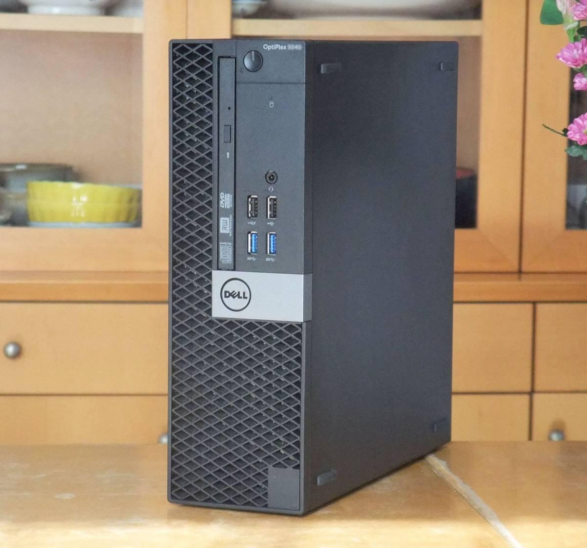 ★i7-6700 4.0Gx8/ブルーレイ再生・記録/新品SSD1TB/大容量16Gメモリ/Office2019/Win10/USB3.0/税不要/領収証可/Optiplex3040