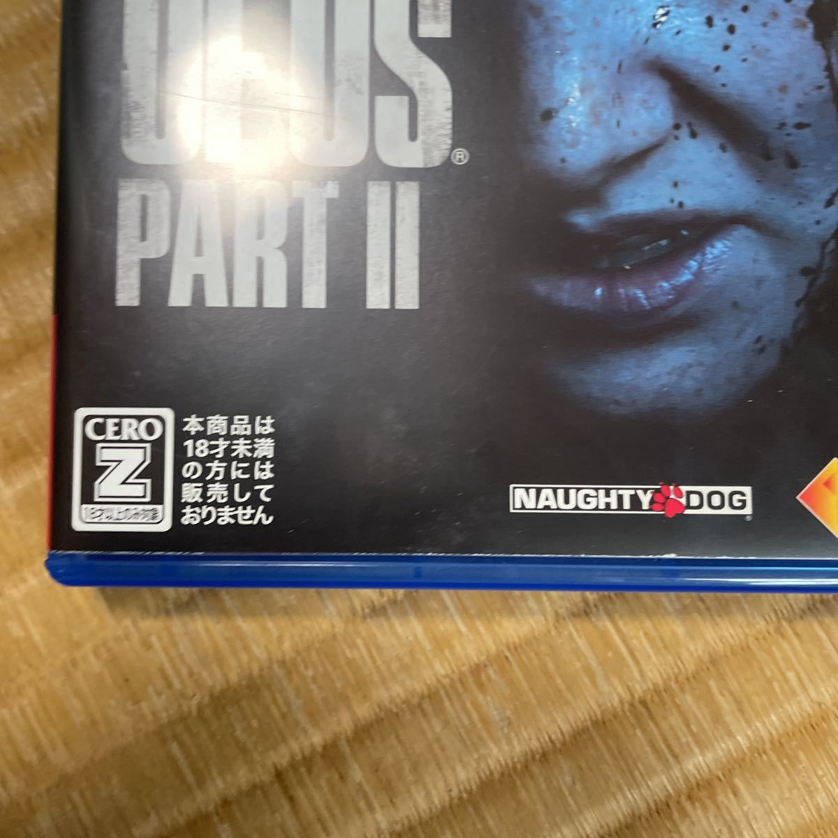 PS4 ラストオブアス2 THE LAST OF US 2