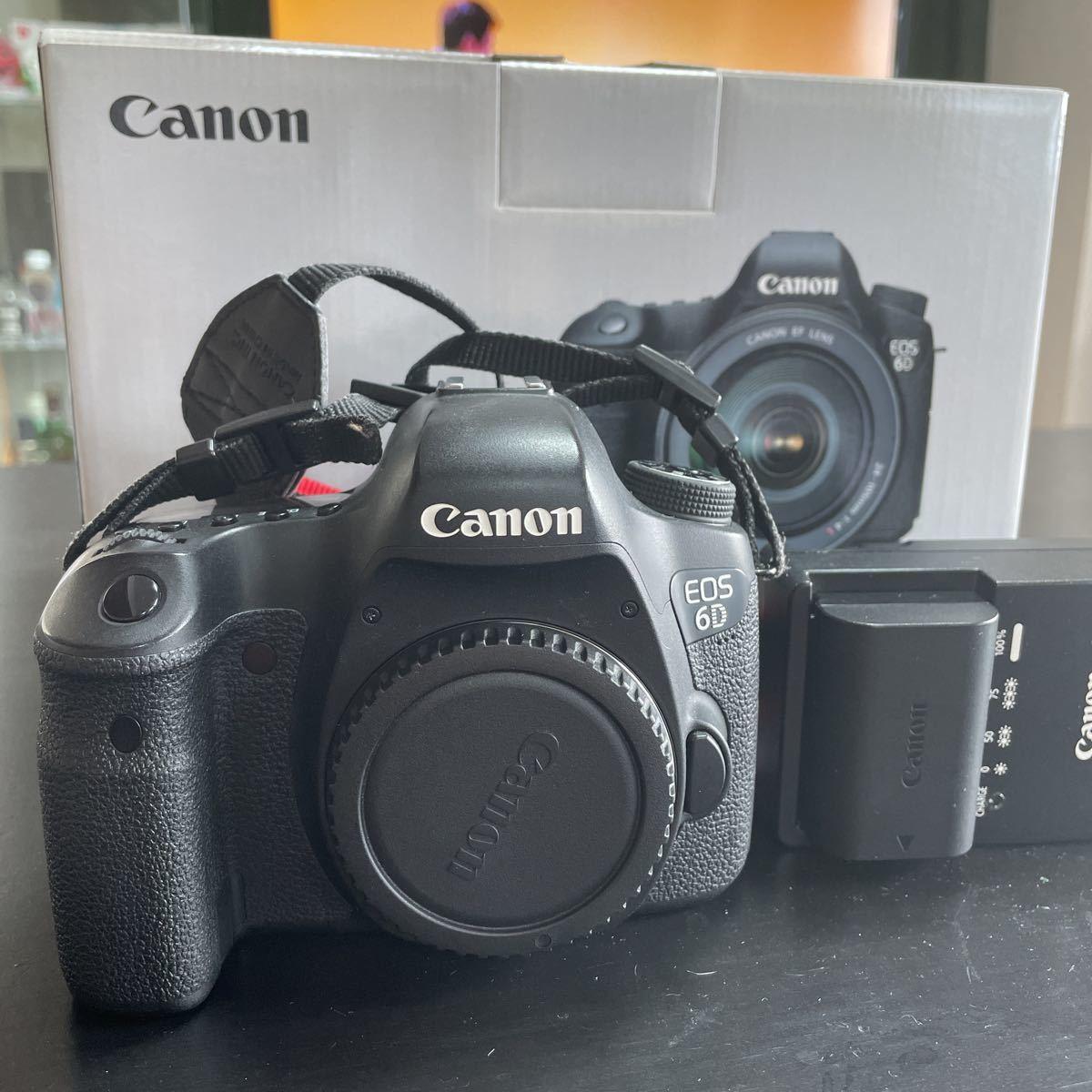 Canon キャノン EOS 6D