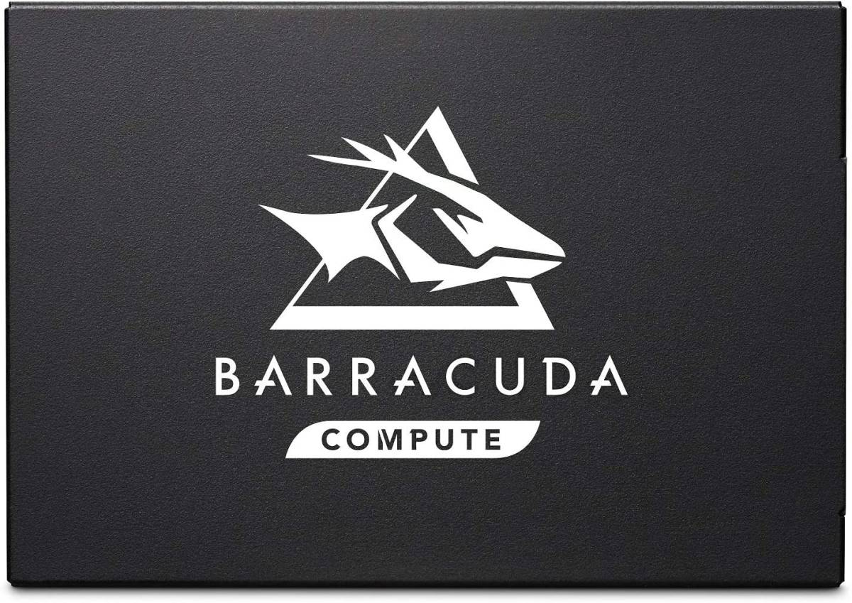 Seagate BarraCuda Q1 SSD 960GB 内蔵SSD PS4動作確認済 2.5インチ3D QLC NAND