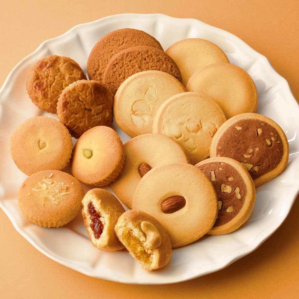 △ロイズ 【北海道銘菓】 クッキーズ・ガレット詰合せ[17枚入] 他北海道お土産多数出品中 ROYCE'_画像2