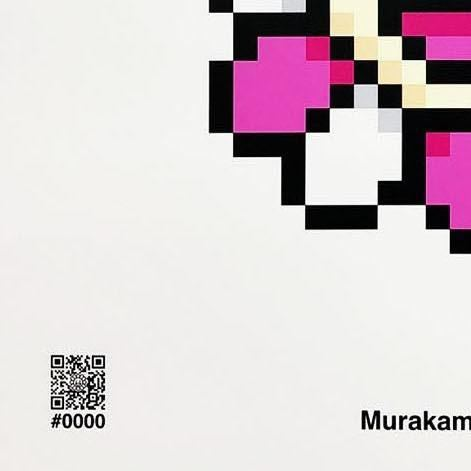 100枚限定 村上隆 版画 Murakami.Flower #0000 kai kai kiki カイカイキキ Tonari no Zingaro トナリノジンガロ ED100 新作 限定_画像2