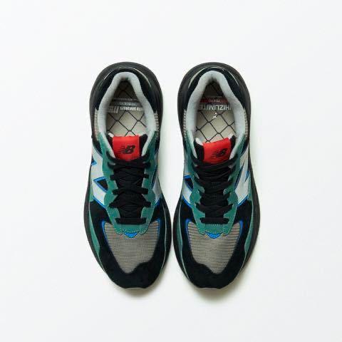 27cm 国内正規品 new balance M5740 MW × mita sneakers × WHIZLIMITED whiz ニューバランス ウィズ ミタスニーカーズ US9 限定_画像2