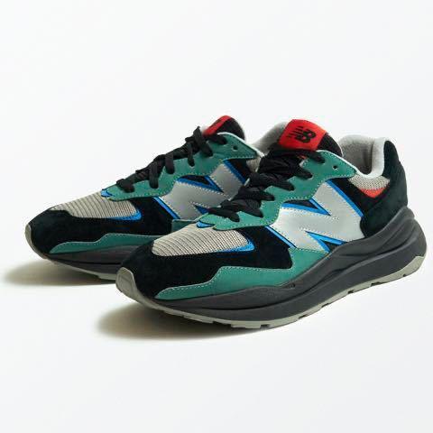 27cm 国内正規品 new balance M5740 MW × mita sneakers × WHIZLIMITED whiz ニューバランス ウィズ ミタスニーカーズ US9 限定_画像1