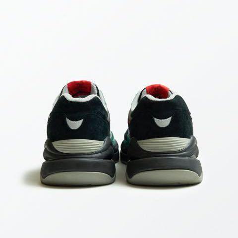 27cm 国内正規品 new balance M5740 MW × mita sneakers × WHIZLIMITED whiz ニューバランス ウィズ ミタスニーカーズ US9 限定_画像3