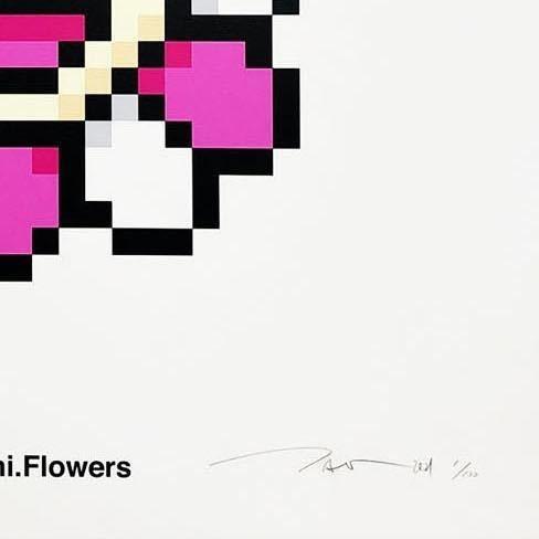 100枚限定 村上隆 版画 Murakami.Flower #0000 kai kai kiki カイカイキキ Tonari no Zingaro トナリノジンガロ ED100 新作 限定_画像3
