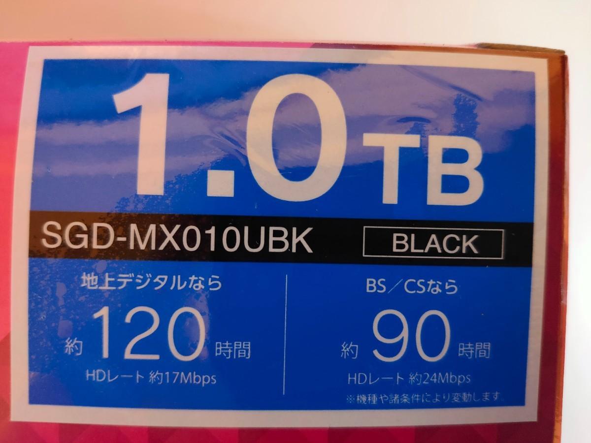 エレコム 外付けハードディスク1.0TB