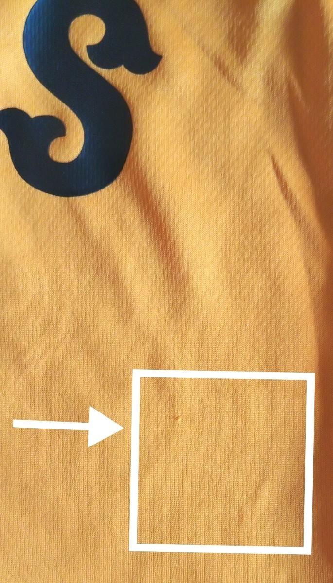 読売ジャイアンツ ユニフォーム シャツ と エコバッグ の2点セット 巨人 アンダーアーマー ( 未使用 )  送料無料