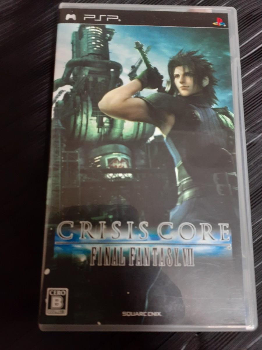 【PSP】 クライシス コア -ファイナルファンタジー VII-