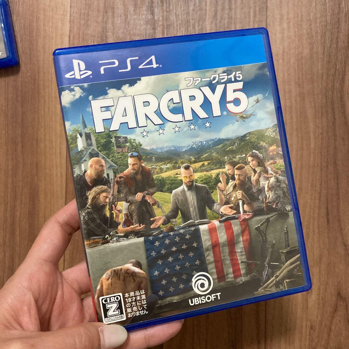 PS4ソフト 3種セット売り  プレイステーション4