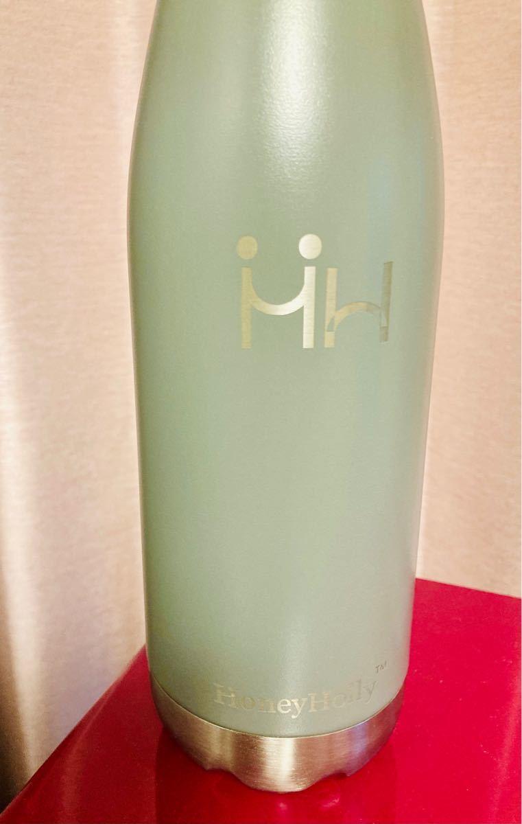 HoneyHolly 直飲み 保温保冷 ステンレスボトル650ml