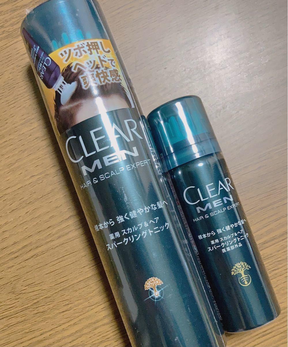 【即購入OK】CLEAR クリアフォーメン コンディショナー スパークリング トニック 薬用 スカルプヘア