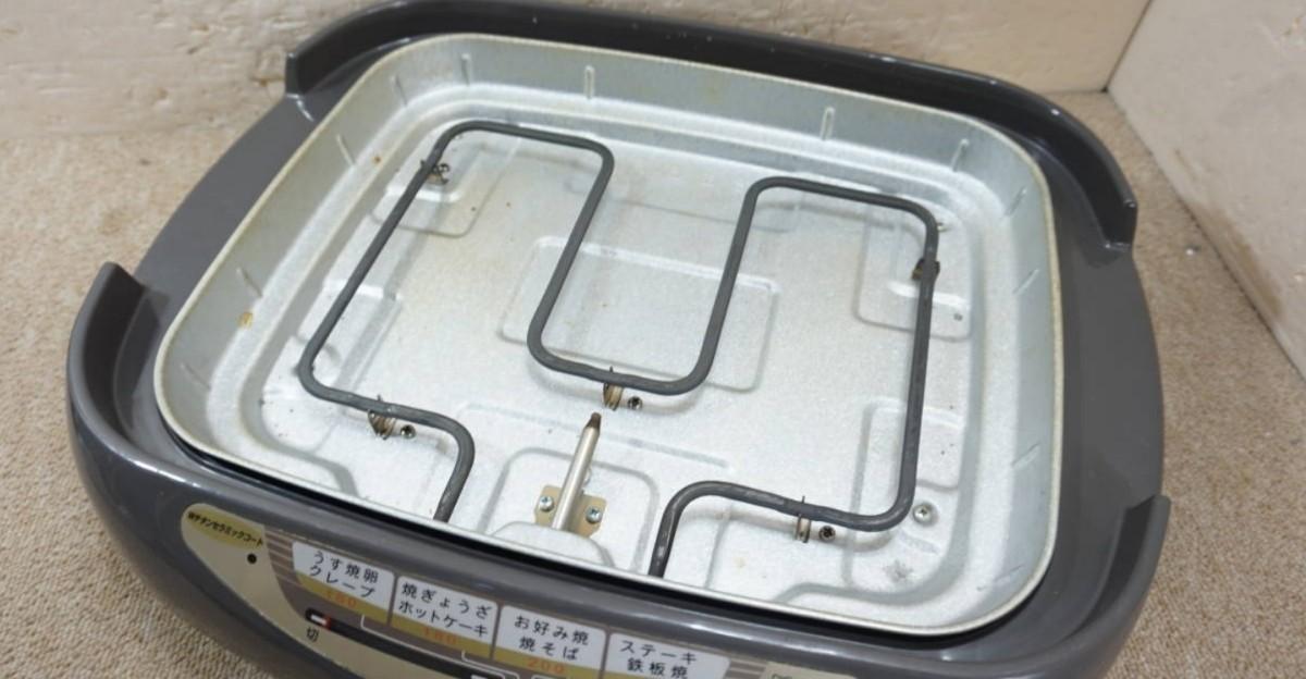 送料無料  TIGER ホットプレートグリル2~3,4人用(36cm)