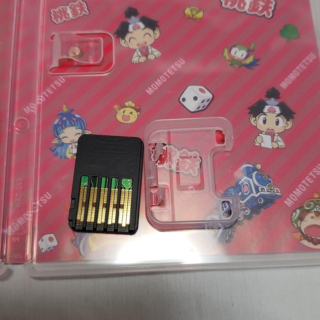 【switchソフト2点セット】桃太郎電鉄(開封済)+ピクミン3デラックス「未開封」