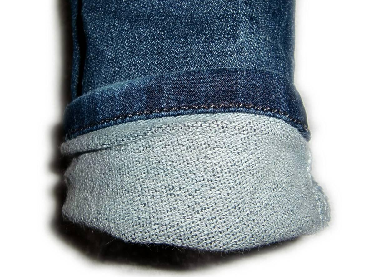 DIESEL 【スウェットジーンズ】 W25 (実69cm) / DORIS 【管8-4】 ストレッチ / 送料¥198_画像5