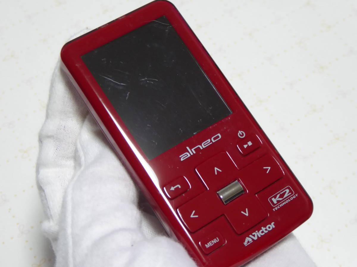 ビクター alneo アルネオ XA-V40-R 4GB 送料無料_画像3