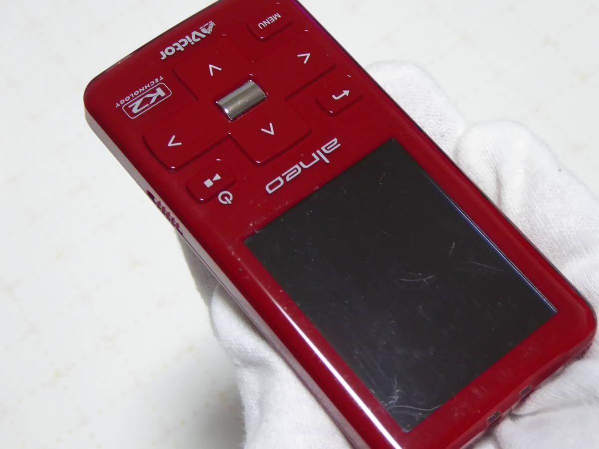 ビクター alneo アルネオ XA-V40-R 4GB 送料無料_画像4